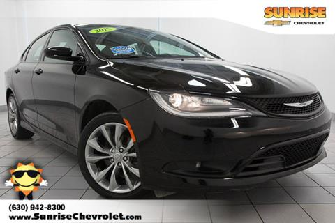 2015 Chrysler 200 for sale in Glendale Heights, IL