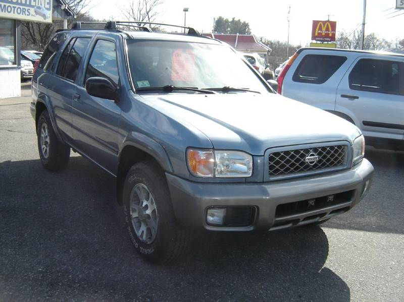 2001 nissan pathfinder se 4wd 4dr suv in chicopee ma. Black Bedroom Furniture Sets. Home Design Ideas