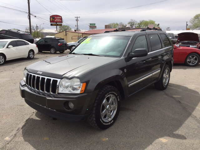 2006 Jeep Grand Cherokee Limited 4dr SUV 4WD w/ Front Side Airbags - Farmington NM