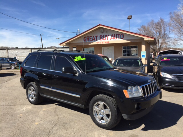 2007 jeep grand cherokee limited 4x4 4dr crossover in farmington nm great buy auto sales. Black Bedroom Furniture Sets. Home Design Ideas