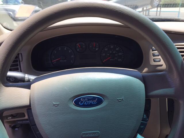2007 Ford Taurus SE Fleet 4dr Sedan - Farmington NM