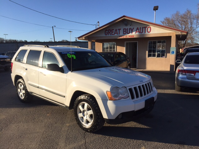 2009 jeep grand cherokee laredo 4x4 4dr suv in farmington nm great buy auto sales. Black Bedroom Furniture Sets. Home Design Ideas