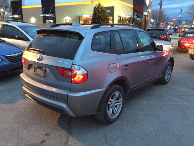 2006 BMW X3 3.0i AWD 4dr SUV - Farmington NM