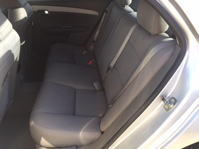 2012 Chevrolet Malibu LS 4dr Sedan - Farmington NM