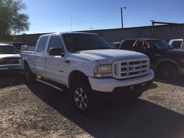 2004 Ford F-250 Super Duty 4dr Crew Cab XLT 4WD SB - Farmington NM