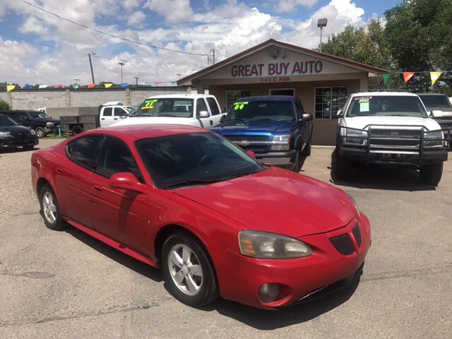 2008 Pontiac Grand Prix 4dr Sedan - Farmington NM