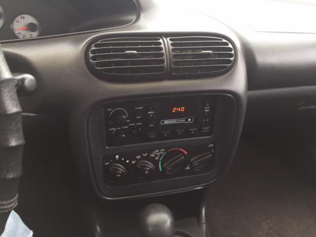 1999 Dodge Stratus Base 4dr Sedan - Farmington NM