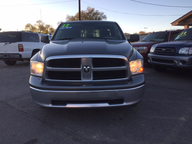 2012 RAM Ram Pickup 1500 SLT 4x2 4dr Quad Cab 6.3 ft. SB Pickup - Farmington NM