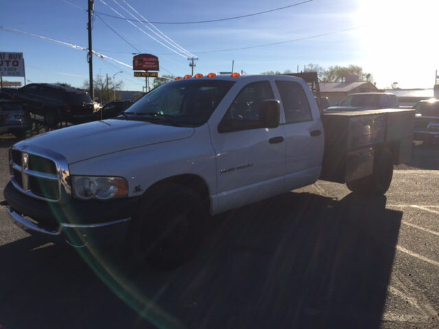 2005 Dodge Ram Pickup 3500 ST 4dr Quad Cab RWD LB - Farmington NM