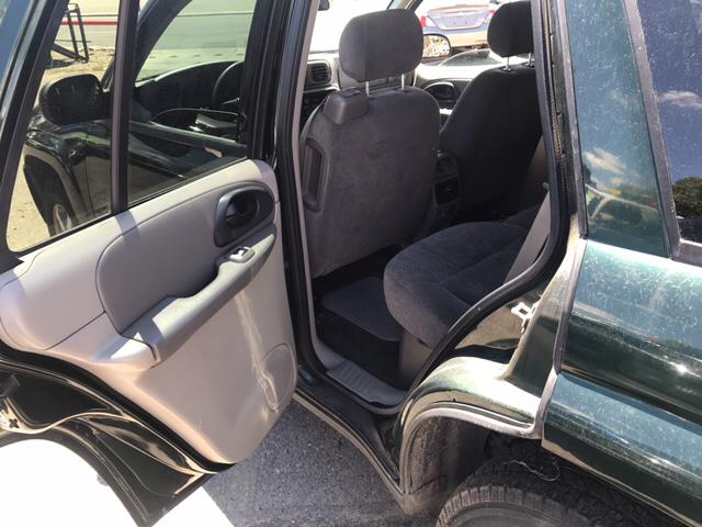 2004 Chevrolet TrailBlazer LS 4WD 4dr SUV - Farmington NM
