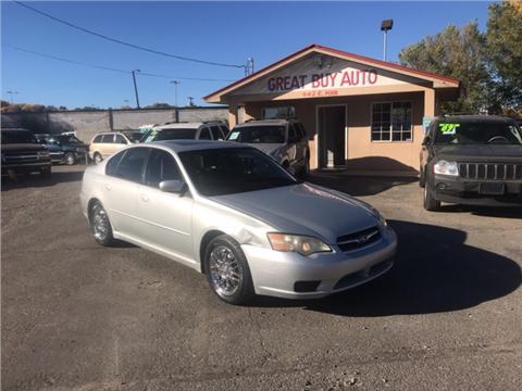 2006 Subaru Legacy for sale in Farmington, NM