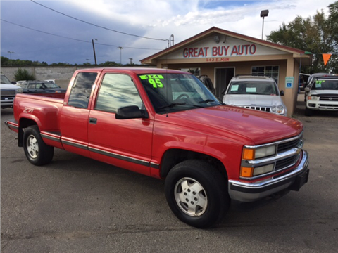 1995 Chevrolet C/K 1500 Series for sale in Farmington, NM