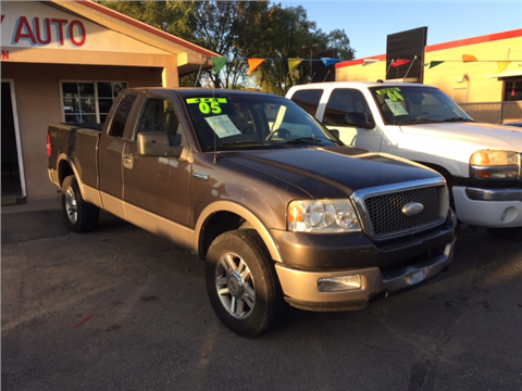 2005 Ford F-150 for sale in Farmington, NM