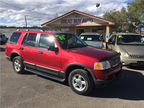 2003 Ford Explorer for sale in Farmington, NM