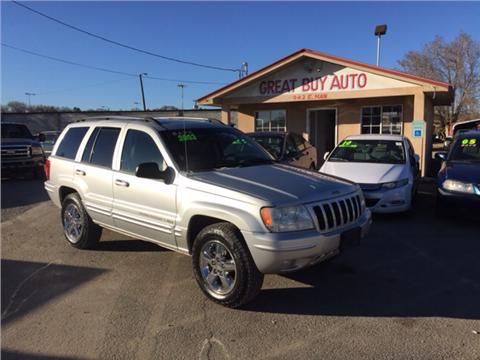 2003 Jeep Grand Cherokee for sale in Farmington, NM