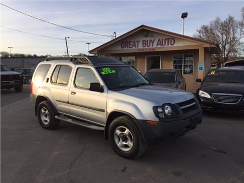 2003 Nissan Xterra for sale in Farmington, NM