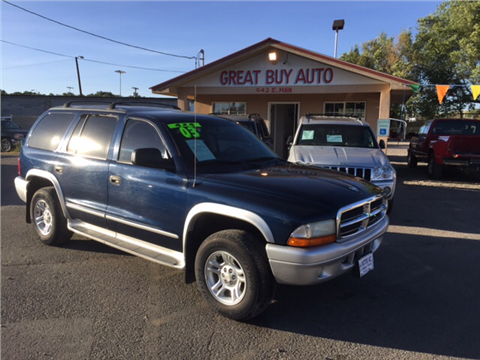 2003 Dodge Durango for sale in Farmington, NM