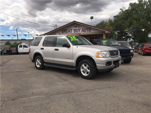 2004 Ford Explorer for sale in Farmington, NM