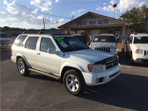 2002 Nissan Pathfinder for sale in Farmington, NM