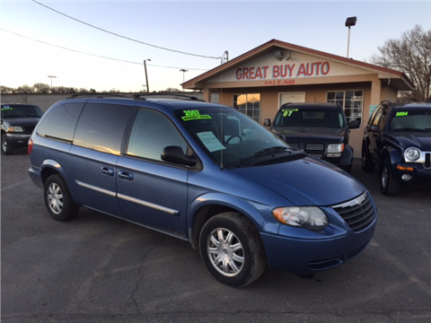 2007 Chrysler Town and Country for sale in Farmington, NM