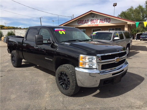 Chevrolet Silverado 2500 For Sale New Mexico