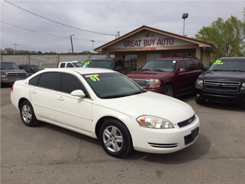 2007 Chevrolet Impala for sale in Farmington, NM