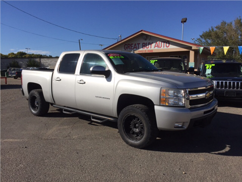 2011 Chevrolet Silverado 1500 for sale in Farmington, NM