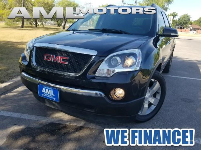 2012 GMC Acadia SLT-2 4dr SUV - San Antonio TX