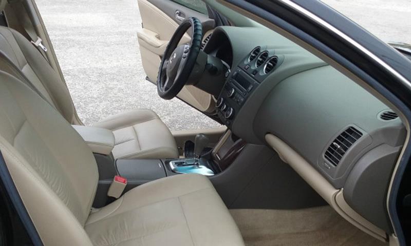 2010 Nissan Altima 2.5 SL 4dr Sedan - San Antonio TX