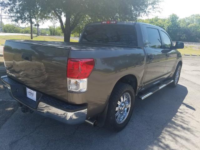 2012 Toyota Tundra 4x2 Grade 4dr CrewMax Cab Pickup SB (4.6L V8) - San Antonio TX