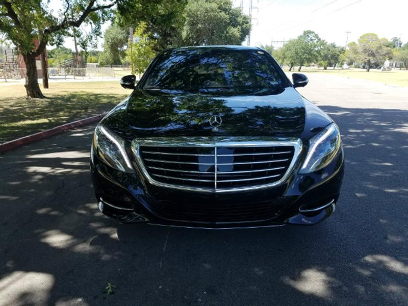 2015 Mercedes-Benz S-Class S 550 4dr Sedan - San Antonio TX