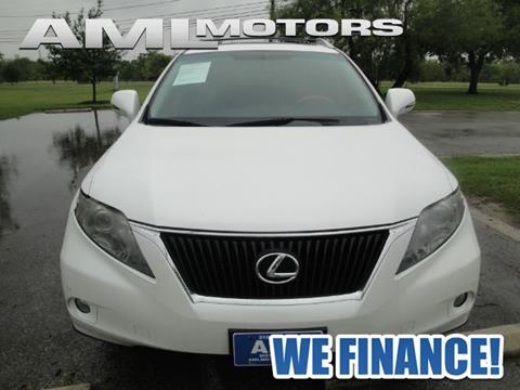 2011 Lexus RX 350 for sale in San Antonio, TX