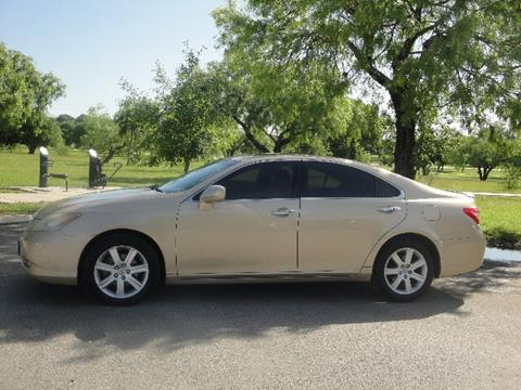 2007 Lexus Es 350 4dr Sedan In San Antonio Tx Aml Motors Inc Of