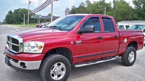 2007 Dodge Ram Pickup 2500 for sale in Vandalia IL