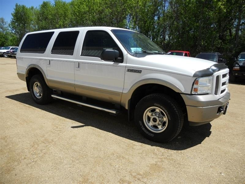 2005 Ford Excursion Eddie Bauer 4wd 4dr Suv In Brookings Sd