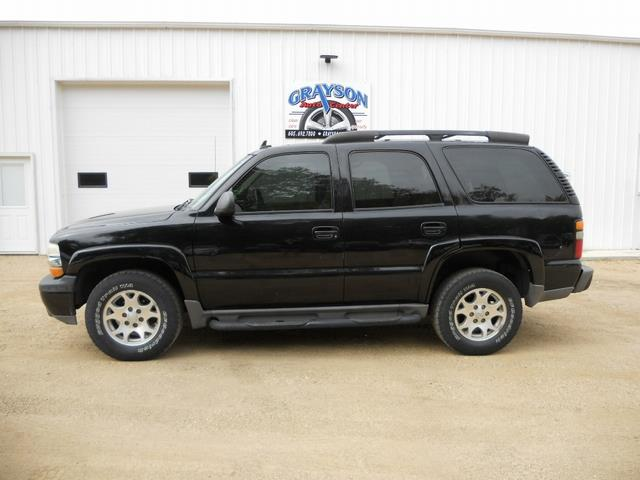 2006 chevrolet tahoe z71 4dr suv 4wd in brookings sd. Black Bedroom Furniture Sets. Home Design Ideas