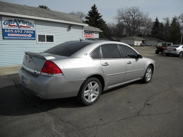 2007 chevrolet impala ltz 4dr sedan in brookings sd. Black Bedroom Furniture Sets. Home Design Ideas