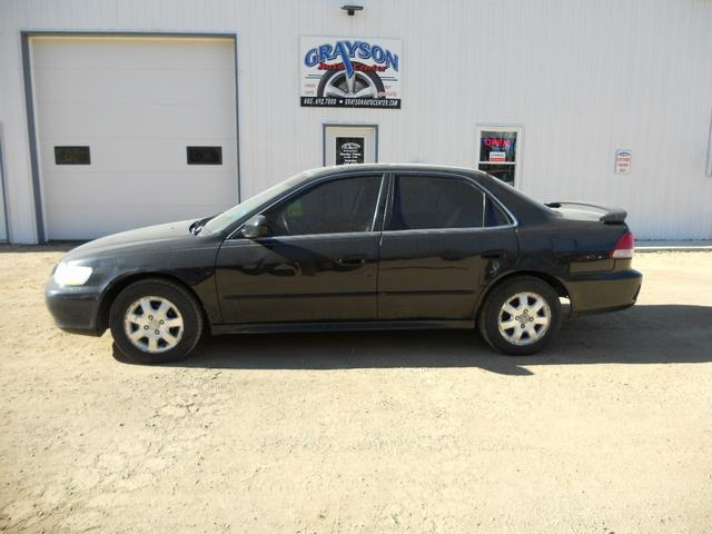2002 honda accord ex 4dr sedan in brookings sd grayson auto center. Black Bedroom Furniture Sets. Home Design Ideas
