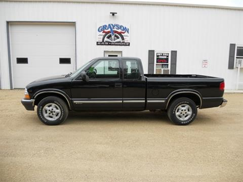 2001 Chevrolet S-10 for sale in Brookings, SD
