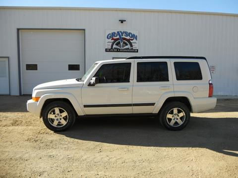 2009 Jeep Commander for sale in Brookings, SD