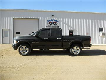 2004 Dodge Ram Pickup 1500 for sale in Brookings, SD