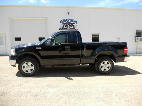 2004 Ford F 150 For Sale In South Dakota Carsforsale Com