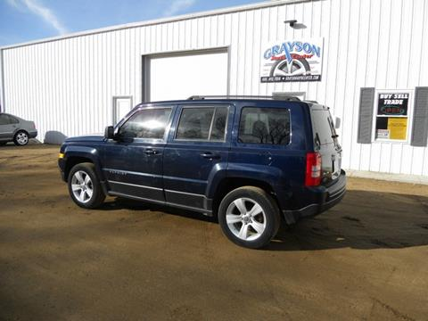 2012 Jeep Patriot for sale in Brookings, SD