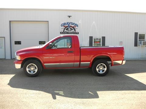 2005 Dodge Ram Pickup 1500 for sale in Brookings, SD