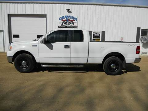 2006 Ford F-150 for sale in Brookings, SD