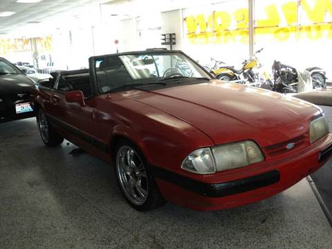 1988 Ford Mustang for sale in Fairborn, OH