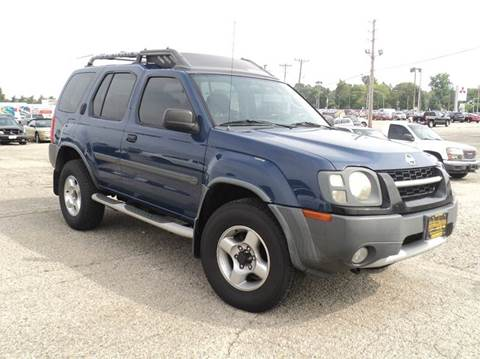2002 Nissan Xterra for sale in Fairborn, OH