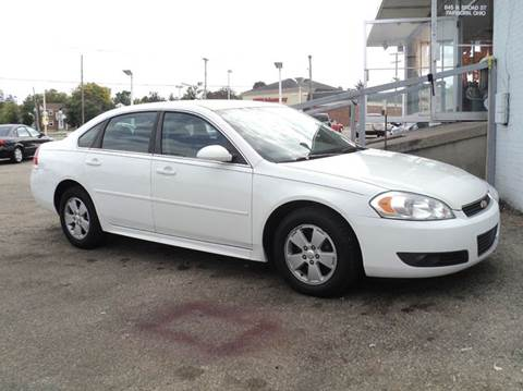 2011 Chevrolet Impala for sale in Fairborn, OH