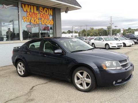 2008 Dodge Avenger for sale in Fairborn, OH