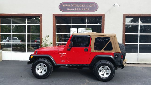 2001 Jeep Wrangler for sale in Landrum SC